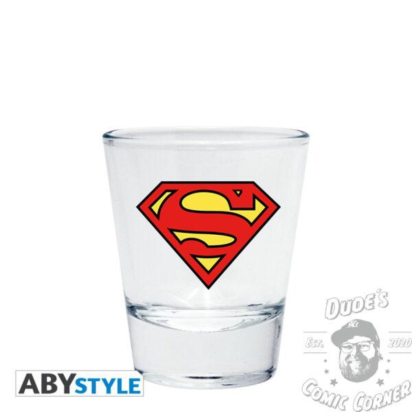 einzelnes Glas