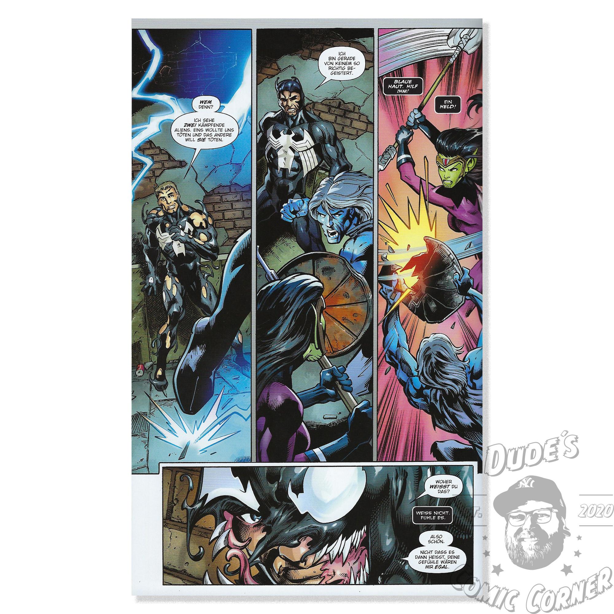 Erster Marvel Comic