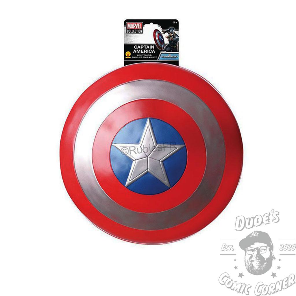 Marvel Studio Collection Captain America Shield Replica Adult ...