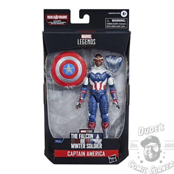 Captain America Falcon OVP