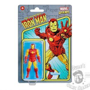 Iron Man OVP