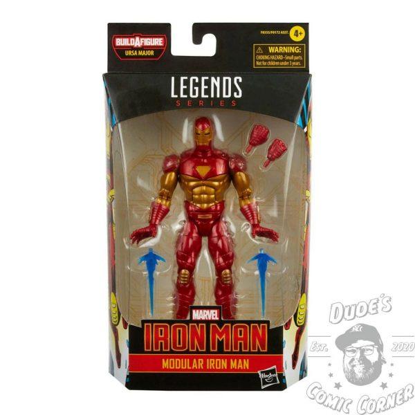 Modular Iron Man OVP