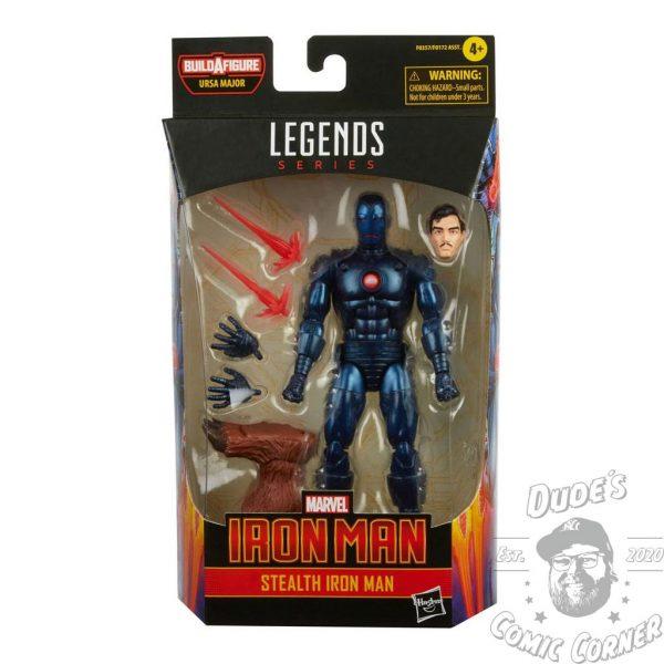 Stealth Iron Man OVP